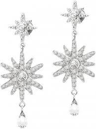 <b>Серебряные серьги</b> — купить сережки из <b>серебра</b> в интернет ...
