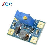 <b>5PCS SX1308 DC</b>-<b>DC 2A</b> Converter Step-UP Adjustable Power ...