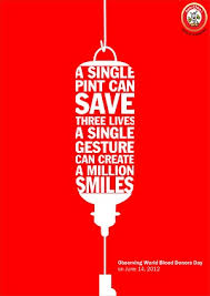 "Bloody"" powerful blood donation quotes and slogans that work"