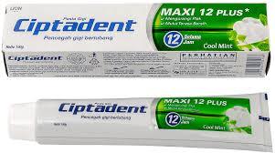 <b>Зубная паста</b> LION Ciptadent Maxi 12 Plus Cool Mint, 190 г ...