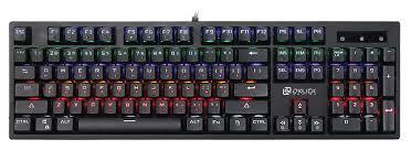 Купить <b>Клавиатура OKLICK 940G</b> VORTEX, черный в интернет ...