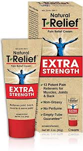MediNatura T-Relief Extra Strength Pain Relief With ... - Amazon.com