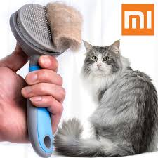 <b>Xiaomi</b> Youpin <b>Pet</b> Cat Hair Removal Brush Comb <b>Pet</b> Grooming ...
