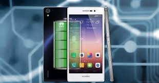 Huawei Ascend P7 battery test