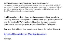 what are good job interview questions to ask the employer 5
