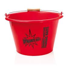 <b>Ведро Dynamite Baits 17</b> литров (красное) — купить