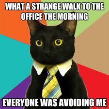 Business Cat memes | quickmeme via Relatably.com