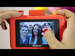 Фотокамера моментальной печати <b>Polaroid Snap</b> Touch розовая ...