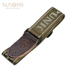 <b>NAOMI Guitar Strap</b> Guitar Accessories Adjustable Shoulder Strap ...