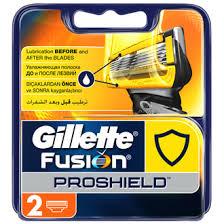 Сменные кассеты Gillette Fusion ProShield - купить по ... - PARFUMS