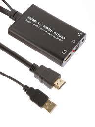 <b>Аксессуар Palmexx</b> HDMI Audio Extractor - Чижик