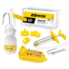 EZMTB <b>Bleed Kit Universal Bicycle</b> Hydraulic Disc Brake Tool ...