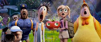 There's a leek in the boat! ~Cloudy with a Chance of Meatballs 2 ... via Relatably.com