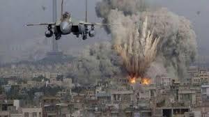 Risultati immagini per bombardamenti russi su raqq