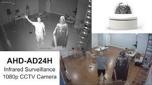 <b>1080p</b> Security <b>Camera</b> - <b>AHD</b>-AD24H - YouTube