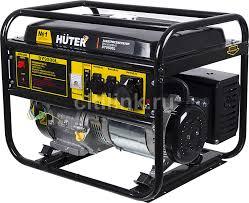 Купить <b>Бензиновый генератор HUTER DY9500L</b>, 220 В, 8кВт в ...