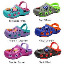 Girls <b>Boys</b> Cute Clogs <b>Sandals Kids</b> Slip On <b>Slippers Summer</b> ...
