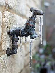 Image result for frozen water pipes
