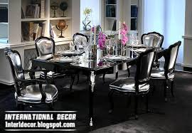 luxury italian dining room furniture ideas black silver dining room furniture breakfast room furniture ideas