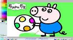 Свинка пеппа раскраска онлайн игры