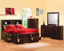 phoenix platform storage bedroom set phoenix  pc storage bedroom set loading zoom