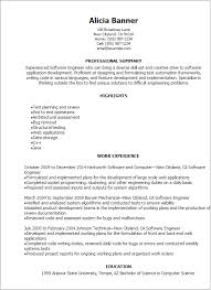 Imagerackus Seductive Professional Software Engineer Resume Templates To Showcase Your With Lovable Resume Templates Software Engineer Get Inspired with imagerack us
