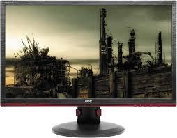 """Купить <b>Монитор</b> игровой <b>AOC</b> Gaming G2460PF <b>24</b>"""" черный ..."""