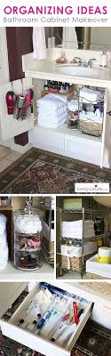 bathroom drawer organization: great organizing ideas for your bathroom cabinet bathroom organization makeover before and after photos