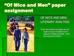 friendship essay of mice and men  custom paper helpfriendship essay of mice and men