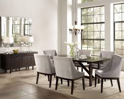Grey Dining Room Table Sets Coaster 102232 Grey Fabric Accent Chair Steal A Sofa Furniture