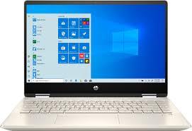 "<b>HP Pavilion x360</b> 2-in-1 14"" Touch-Screen Laptop Intel Core i5 8GB ..."