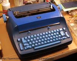 Image result for ibm selectric typewriter