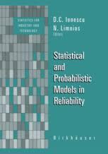 <b>Statistical</b> and Probabilistic <b>Models</b> in Reliability   <b>Nikolaos Limnios</b> ...