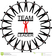 good team good leader stock photo image  team leader royalty stock photos
