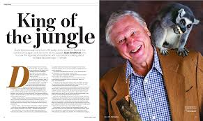 king of the jungle interview sir david attenborough at  scmpdavid2 3