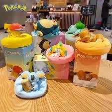 ฟิกเกอร์ <b>Pokemon Charmander Cleffa</b> Pikachu ของเล่นสําหรับเด็ก ...
