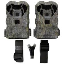 Stealth Cam XS16 2-Pack Game Trail Camera with <b>SD</b> Card Reader ...
