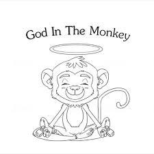 God In The Monkey