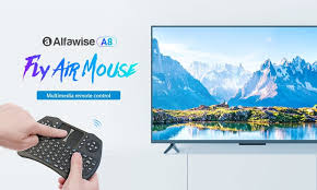 <b>Alfawise A8 Wireless</b> Keyboard Fly Air... - Gearbest Hungary ...