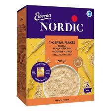 <b>Хлопья Nordic</b> (<b>Нордик</b>) 4 вида зерновых, с 12 мес.. 600 гр ...