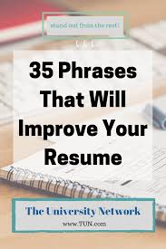 see my nine foolproof steps for perfecting your resume and here are some ways to amplify your resume to make you more appealing and stand out