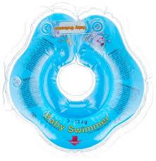 <b>Круг</b> на шею <b>Baby Swimmer</b> 0m+ (3-12 кг) — купить по выгодной ...