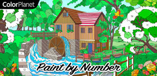 <b>ColorPlanet</b>® Paint by Number, Free Puzzle Games - Apps on ...