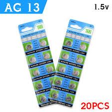 <b>YCDC</b> 20pcs AG13 +Lowest Price+1.5VBattery <b>LR44</b> L1154 RW82 ...