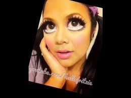 how to doll eyes