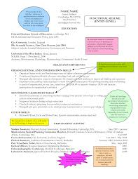 types of resume application business resume resume and business entry level functional resume google search