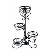 Piante Varanda Terrasse <b>Planten Rek</b> Decoration Exterieur Metal ...
