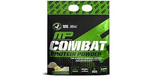 MusclePharm <b>Combat Powder Advanced</b> Time Release Protein ...