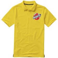 Promotional Calgary <b>Short</b> Sleeve <b>Men's</b> Polo Shirt Top BOUNCE ...