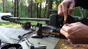 How to Replace a Trolling Motor Prop - YouTube